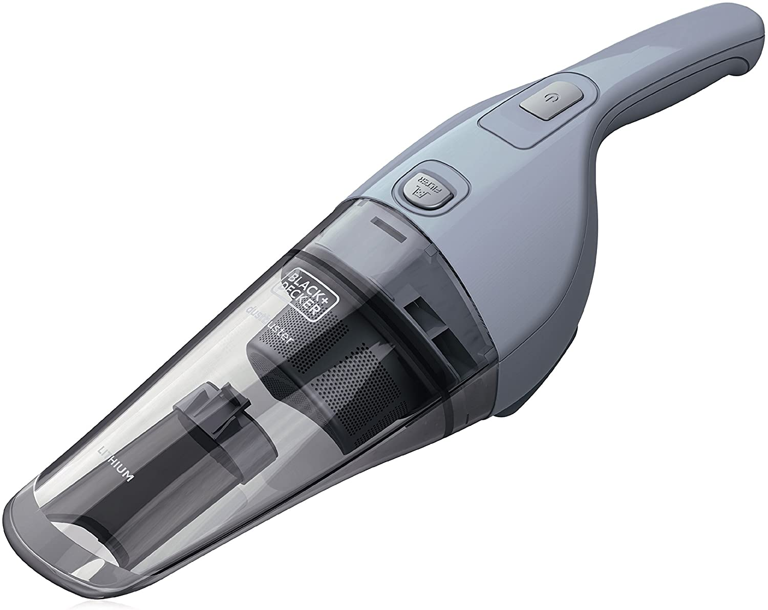 Aspirateur de table BLACK+DECKER NVB215W-QW